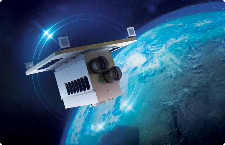 Dubai Environmental Monitoring nanosatellite DMSAT-1