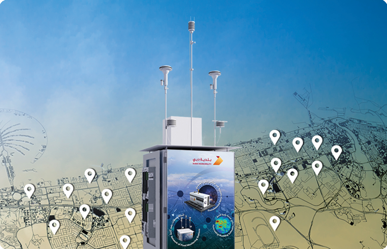 Dubai Air & Odor Monitoring Network